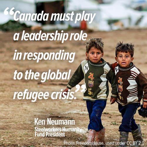 پناهندگی کانادا
