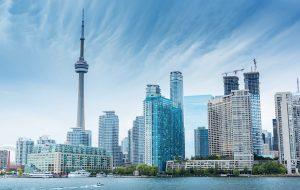تصویر شهر تورنتو در آنتاریو
