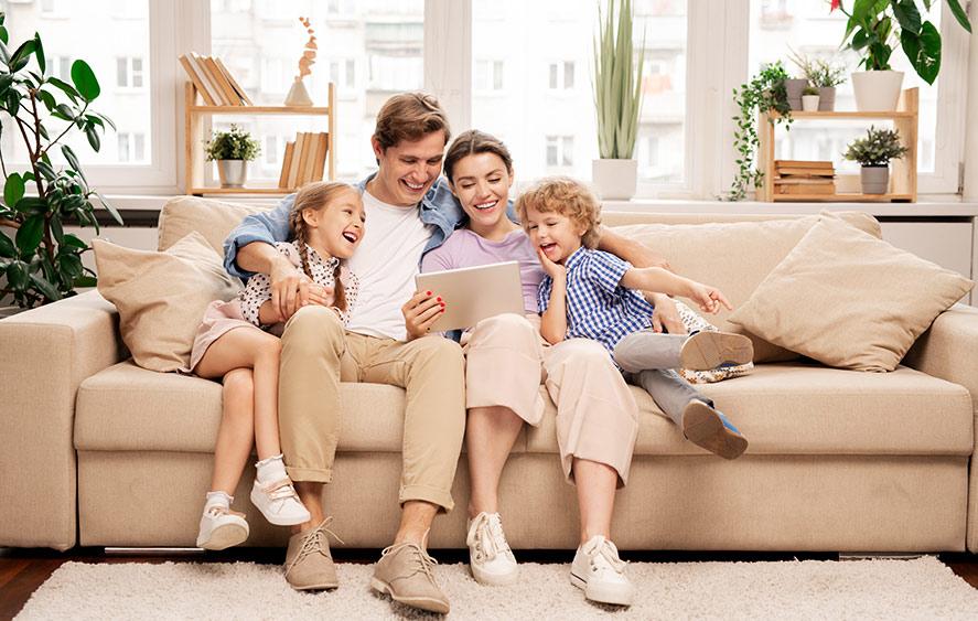 تصویر یک خانواده