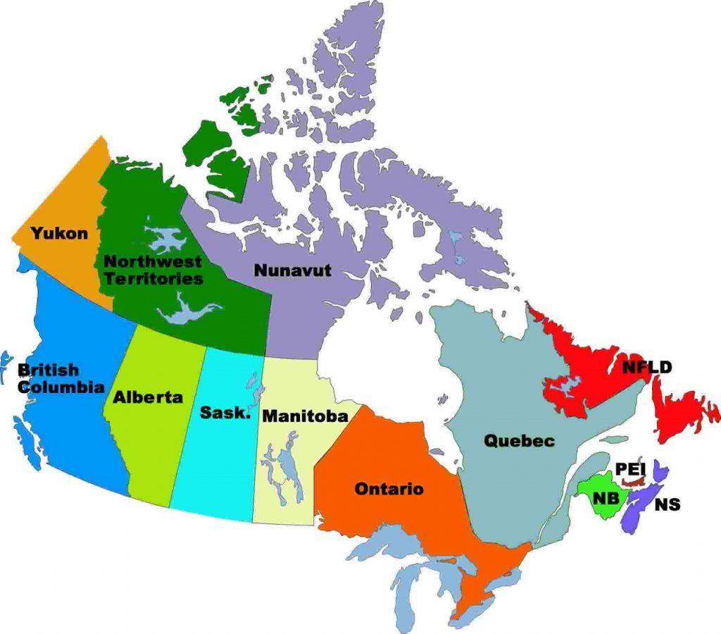 مهاجرت به کانادا از طریق تخصص 2018