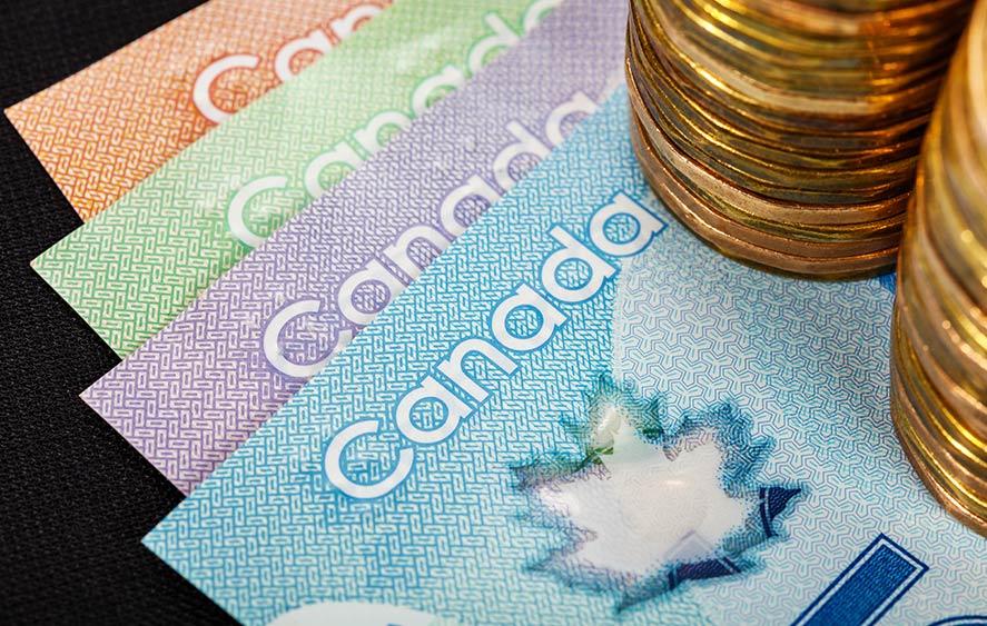 تصویر دلار کانادا