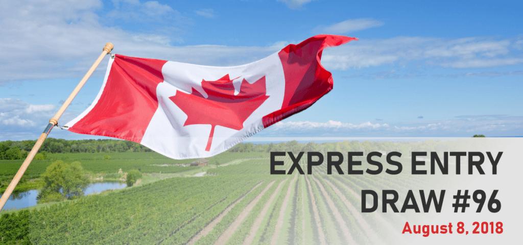 New Express Entry draw ties largest draw, lowest minimum