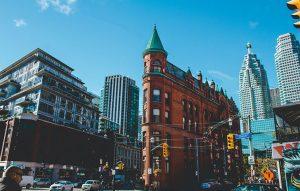 تصویری از تورنتو