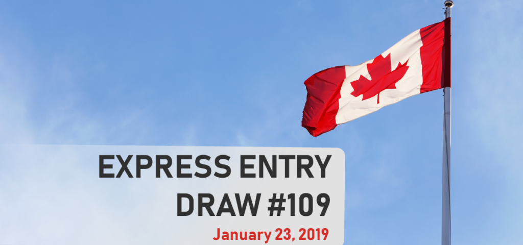 Express Entry draw continues record start to 2019, CRS score