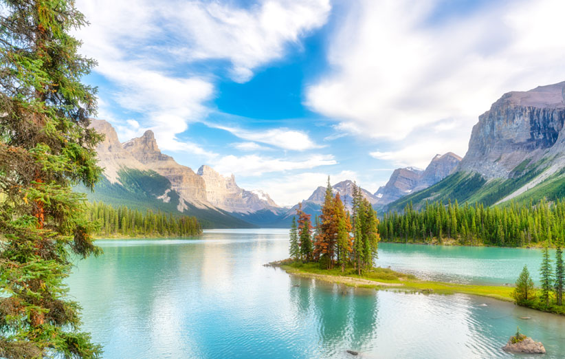 تصویر طبیعت کشور کانادا