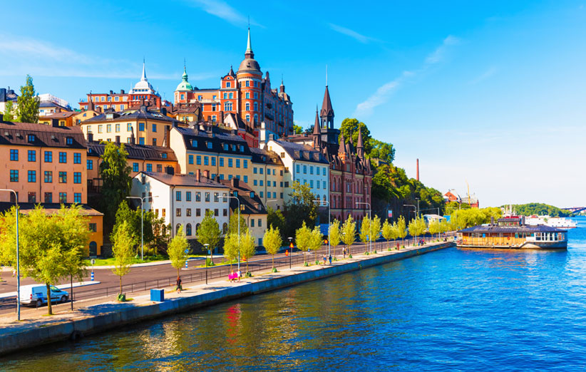 تصویر کشور سوئد