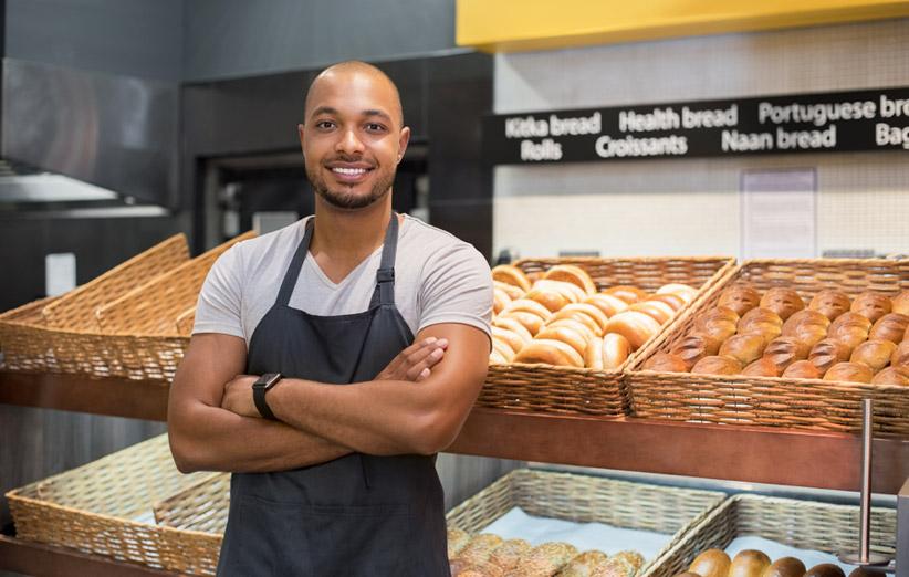 تصویر صاحب نانوایی