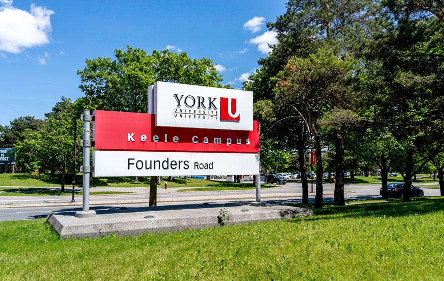 تصویر دانشگاه یورک