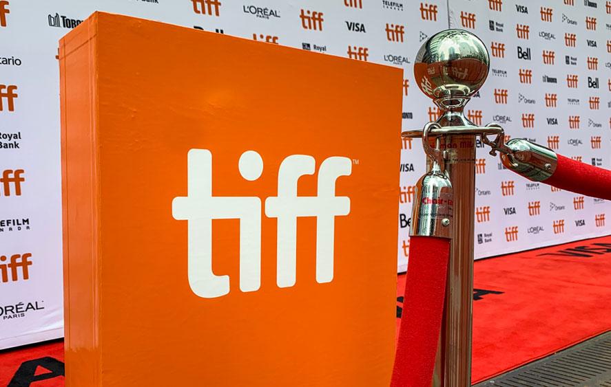 لوگوی جشنواره فیلم تورنتو