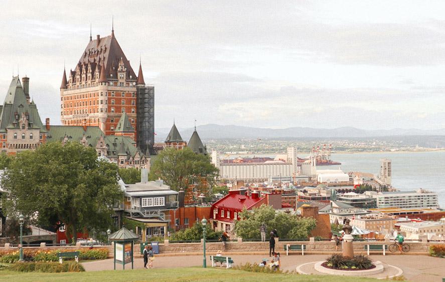 تصویر کبک کانادا