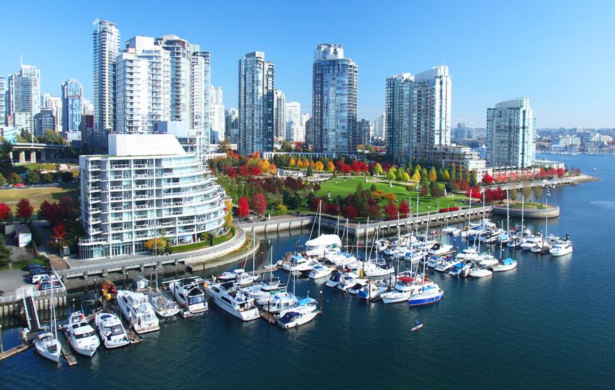 تصویر شهر ونکوور کانادا