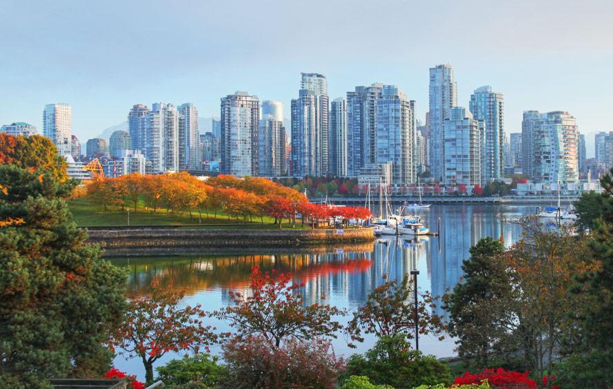 عکس شهر ونکوور