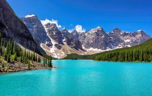 تصویر پارک ملی بنف در کانادا