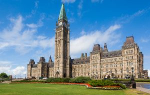 تصویر تپه پارلمان کانادا