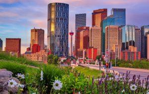 تصویر شهر کلگری کانادا
