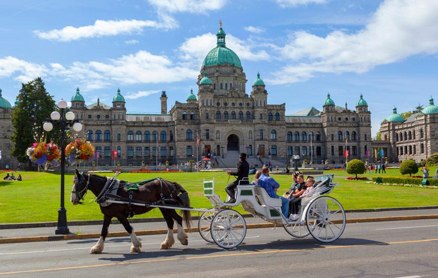 تصویری از ویکتوریای کانادا