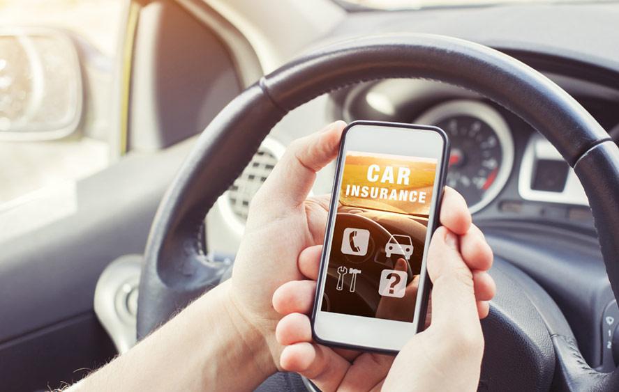 تصویر اپلیکیشن بیمه خودرو
