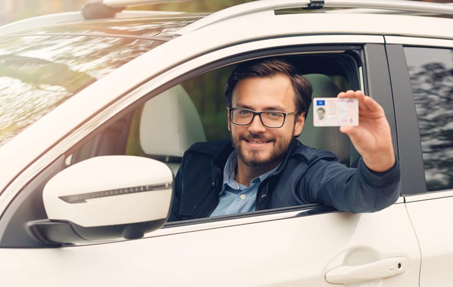 گواهینامه رانندگی در کانادا