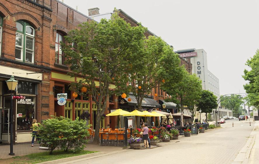 تصویری از محلههای شهر