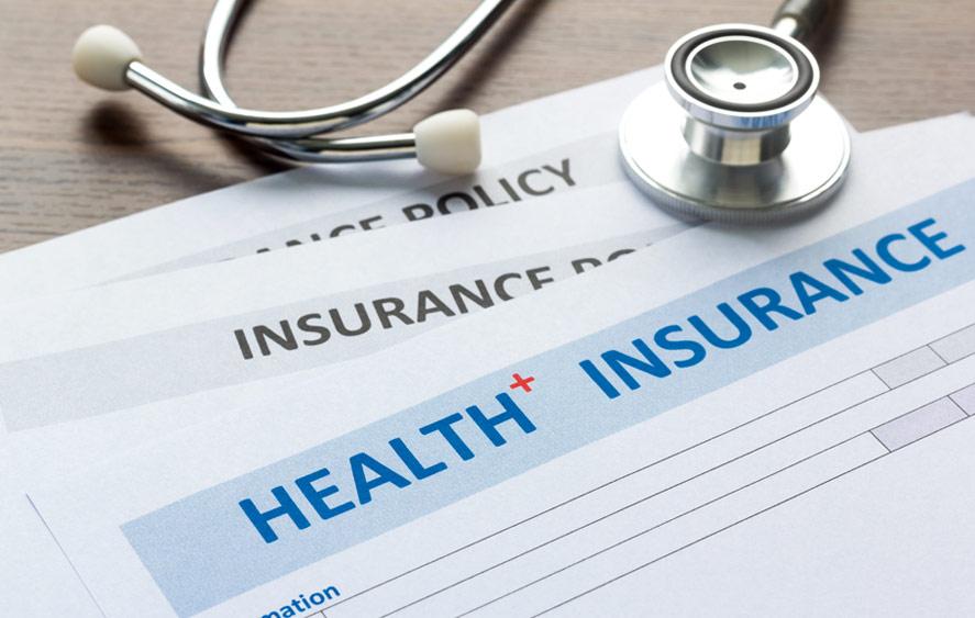 تصویر فرم های بیمه درمانی